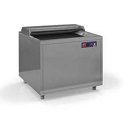 Steelco-lifesciences-Dumping-station-with-shredder