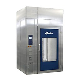Decontamination lock -  multiple decontamination method chamber