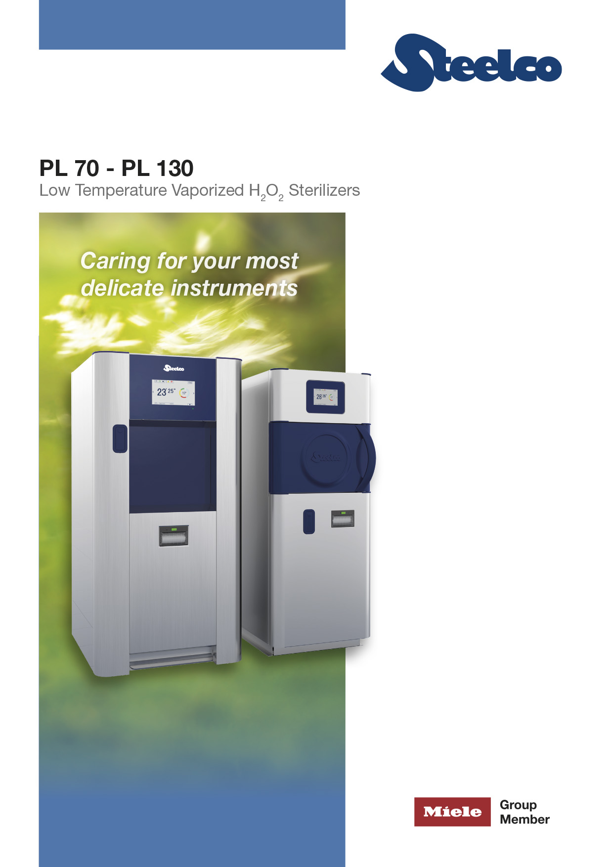 Low Temperature Sterilizers