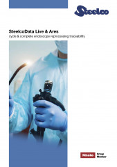 1_SteelcoData Live & ARES, Catalogue