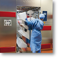 Trolley washer disinfectors