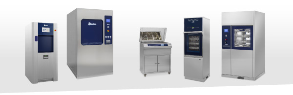 Steelco S P A Washer Disinfectors And Sterilizers