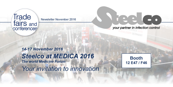 Steelco Newsletter - Your invitation to innovation