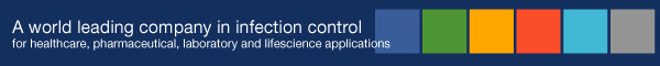 A world leading company in infection control
